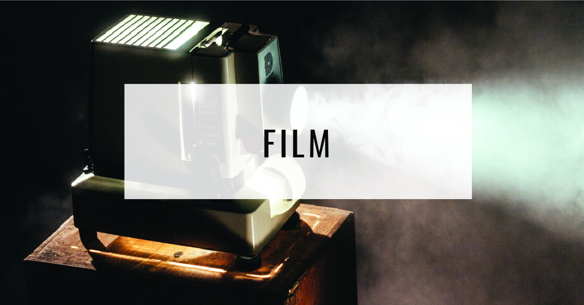 Film Title Card | Food For Thought