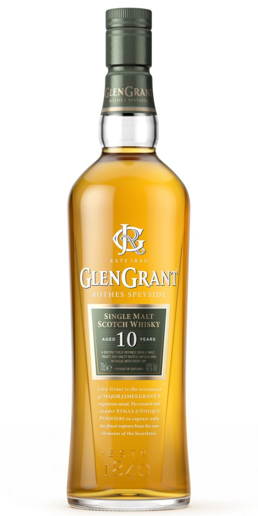 10 Years Glen Grant | Glen Grant Whisky | Food For Thought