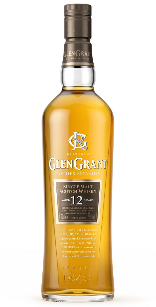 12 Years Glen Grant | Glen Grant Whisky | Food For Thought