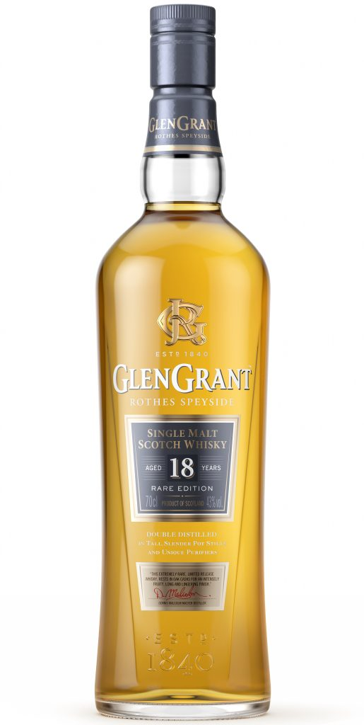 18 Years Glen Grant | Glen Grant Whisky | Food For Thought