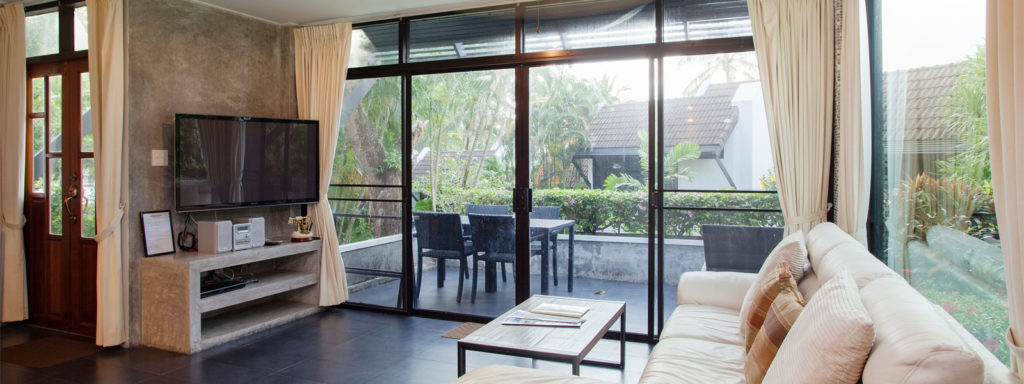2 Bedroom Garden Suite | Kamala Beach Estate Hotel | Food For Thought