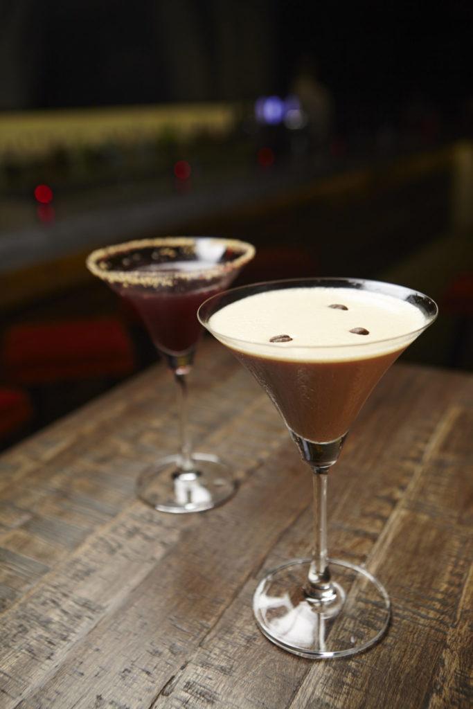 Drift - Espresso Martini & Blueberry Muffin Martini