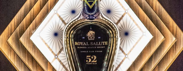 The Olfactory Studio: Royal Salute celebrates the 52-Year-Old Single Cask