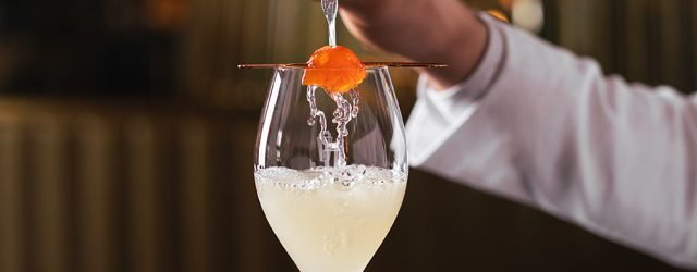 ATLAS French 75 | ATLAS Singapore | Food For Thought