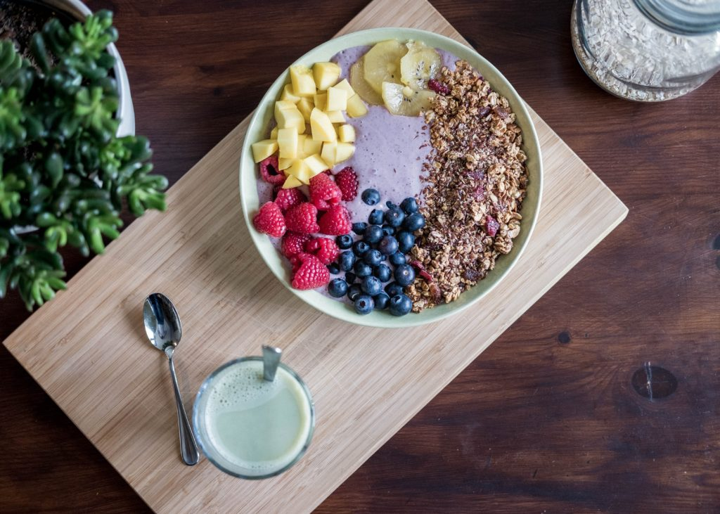 Acai Bowl | Fonterra | Food For Thought