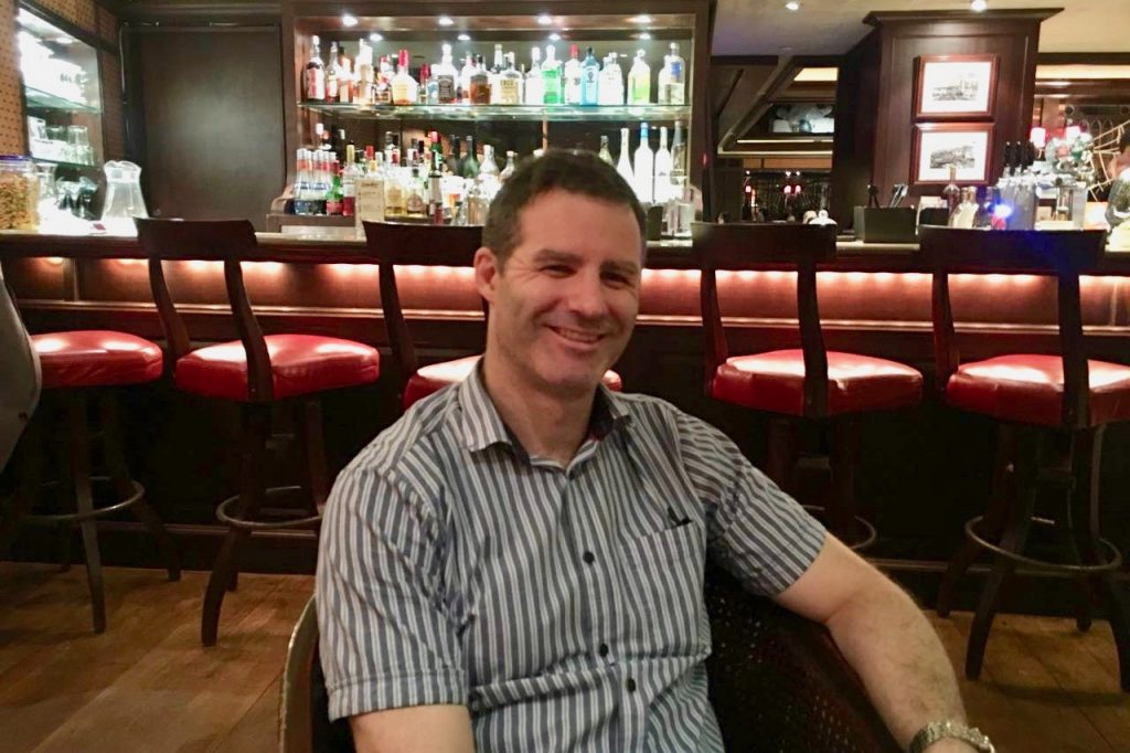 Adrian Kavanagh | Jimmy's Kitchen | Hong Kong | Food For Thought