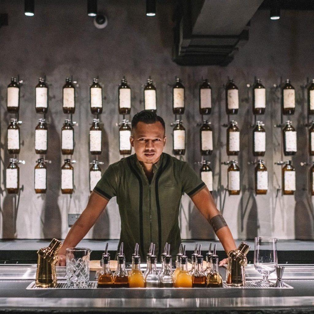 Agung Prabowo | Penicilin Bar | Matusalem Rum x Franks | Food For Thought