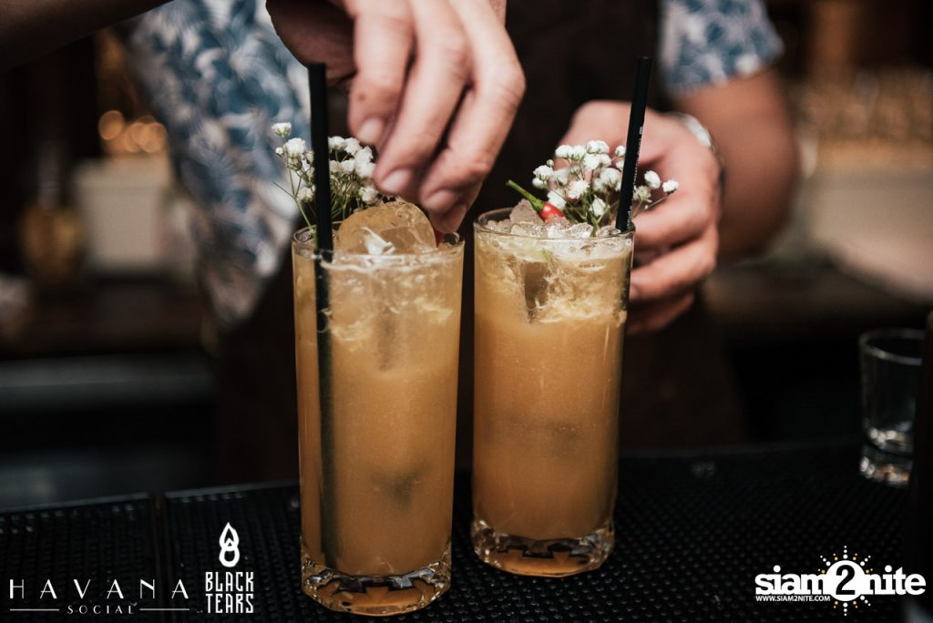 Aji Dulce | Cuba's Only Spiced Rum - Din Hassan of Black Tears Cuban Spiced Rum | Food For Thought