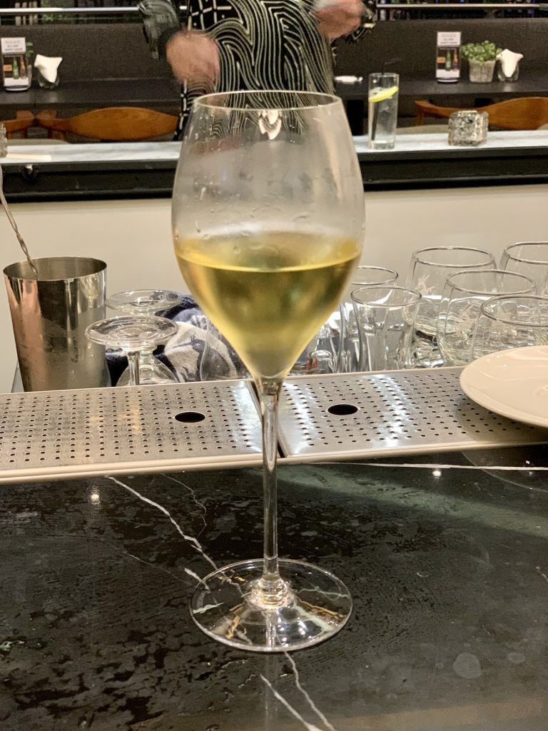 Alaska Cocktail | Soleil's Chef's Table | Soleil
