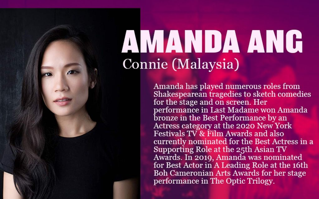Amanda Ang   Rice by Wayang Kitchen x Omnibus Theatre   Food For Thought