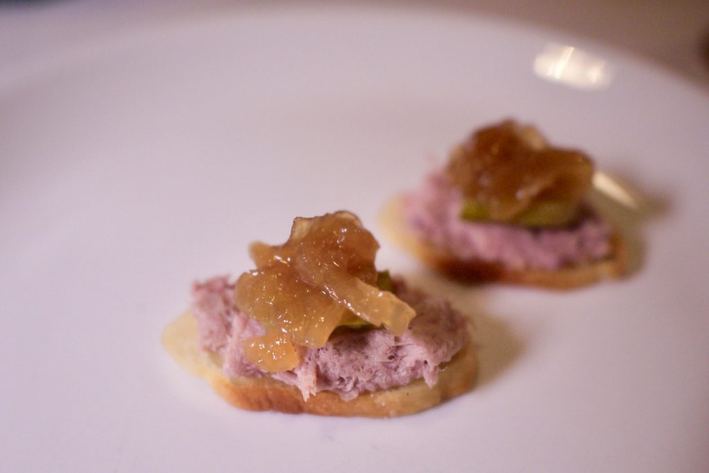 Amouse Bouche | Chez Gaston | Food For Thought