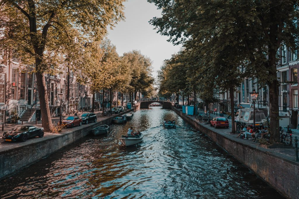 Amsterdam | 5 Cities in Europe For An Exciting City Break | Food For Thought