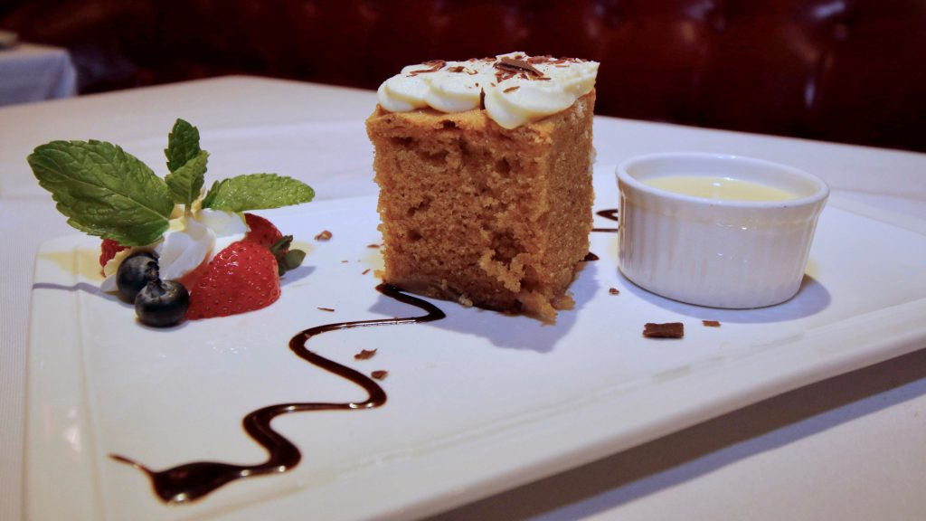 Apple Poke Pie | Jimmy's Kitchen | Hong Kong | Food For Thought