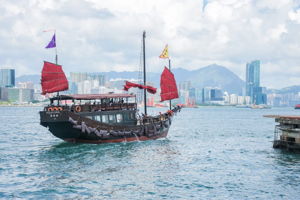 Aqua Luna | HKTB | Things To Do In Hong Kong | Food For Thought