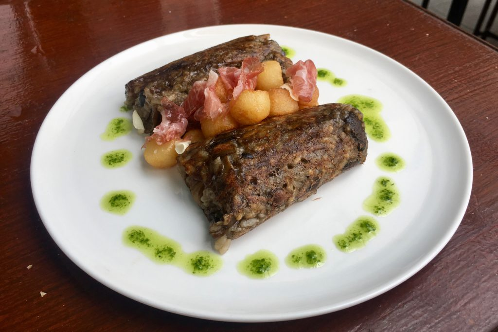 Arroz Plancha | Mercat Barcelona Gastrobar | Food For Thought