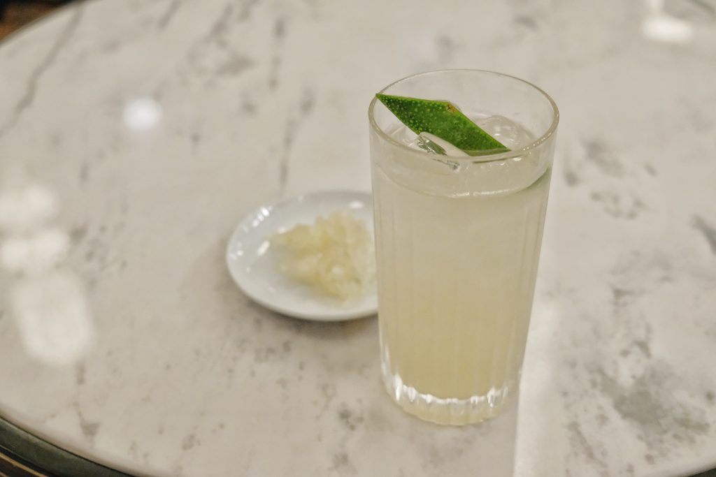 Asamboi Pomelo | PRIVATE @ The Chow Kit x Mizukami Cocktails | Food For Thought