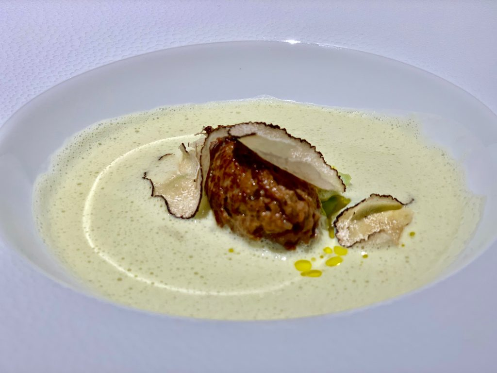 Asparagus Velouté | Sabayon by EQ | Food For Thought
