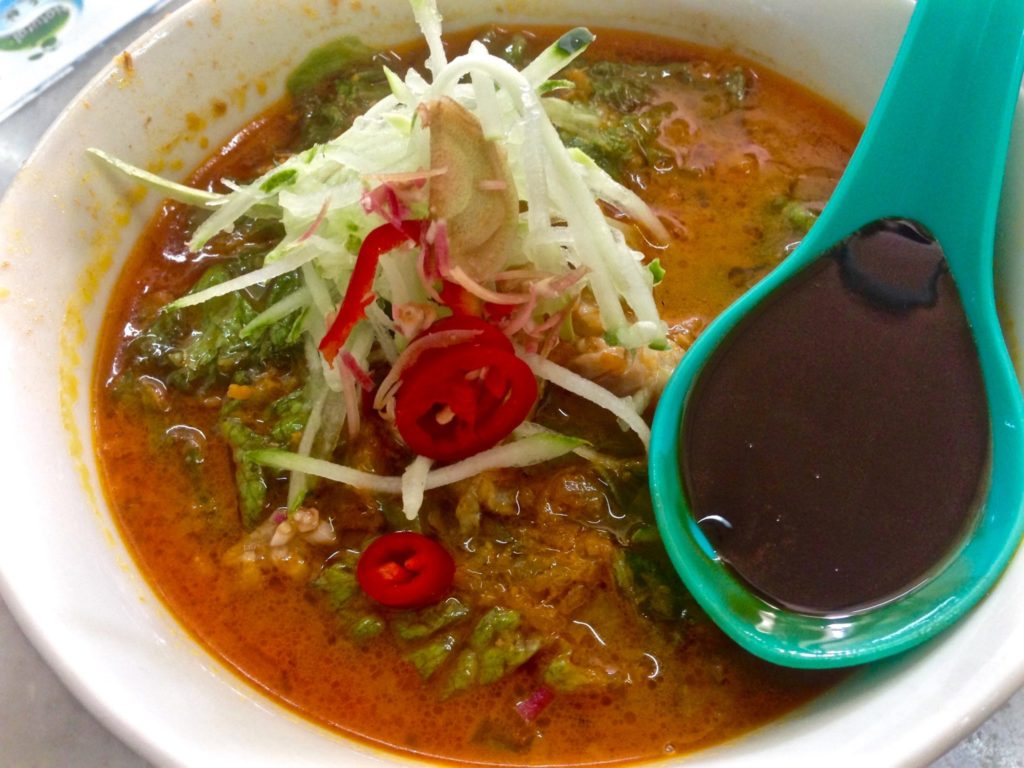 Best Asam Laksa Lemak in Penang or Siamese Laksa | Penang Food Guide | Food For Thought