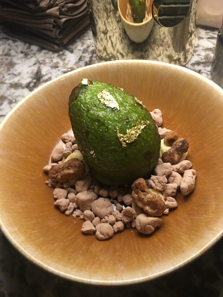 Avocado Dessert Before | MO BAR Singapore | Food For Thought