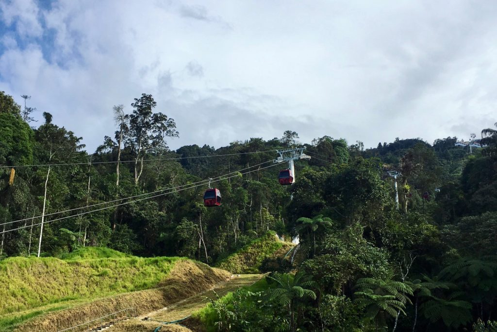 Awana Skyway | Things to do in Genting Highlands | Food For Thought