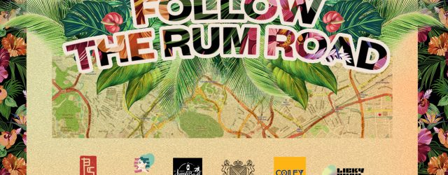 Bacardi Rum Road bars IG | Bacardi's Follow The Rum Road | Food For Thought