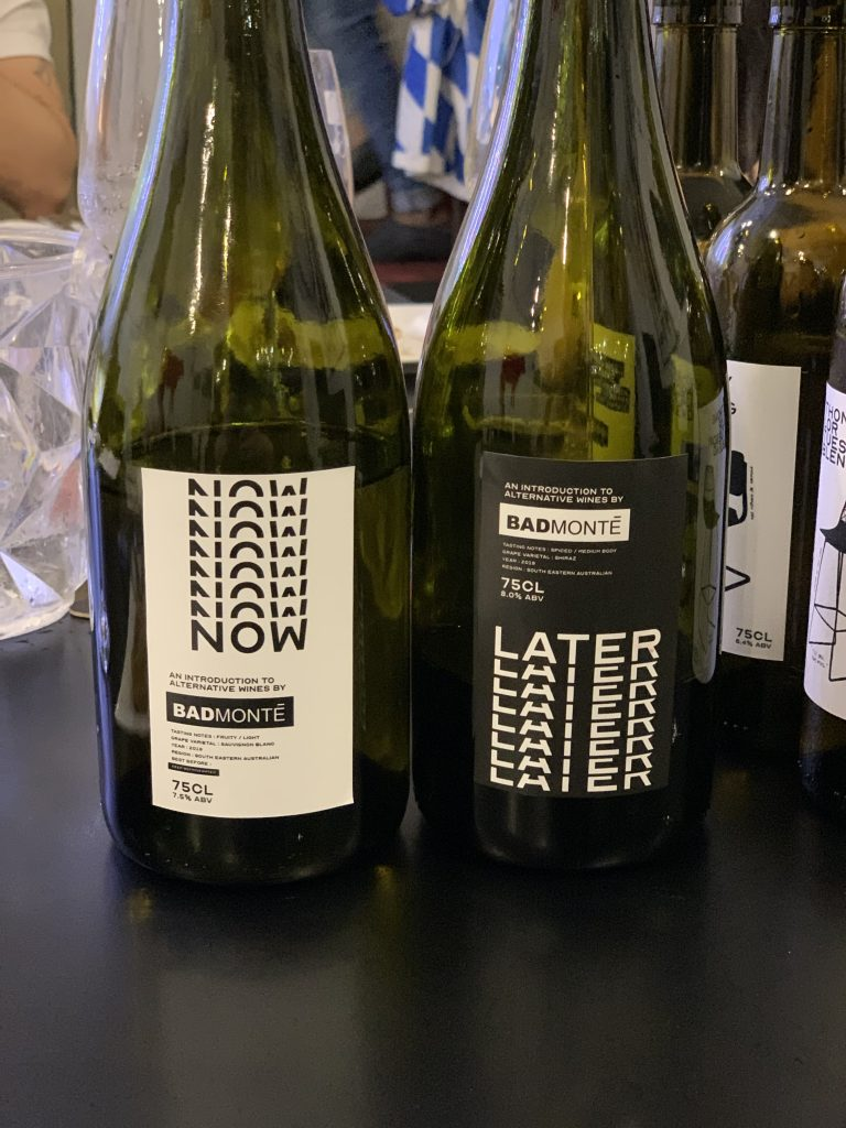 Bad Monte Now : Later Wines | Meatology | Food For Thought