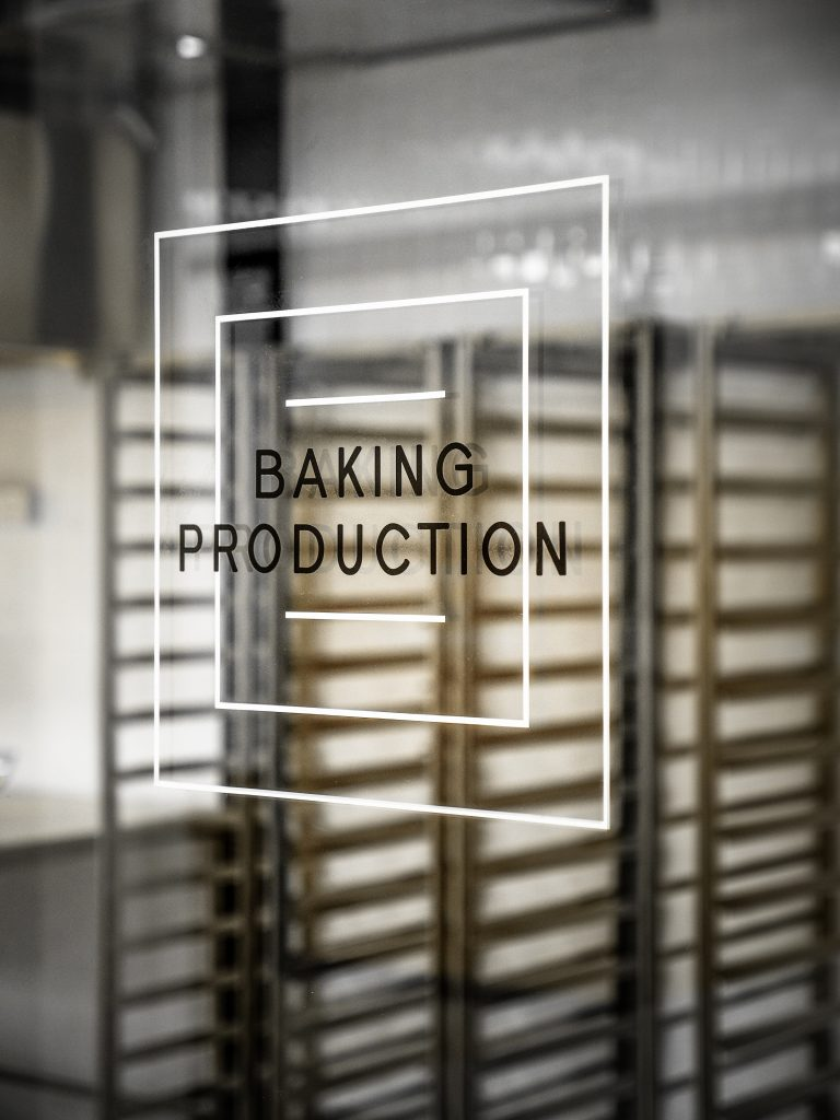 Baking Production   COOKHOUSE   Food For Thought