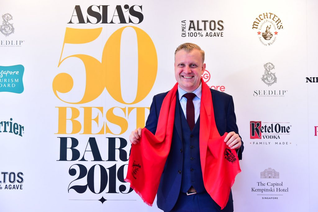 Bamboo Bar | Asia's 50 Best Bars 2019 | Food For Thought