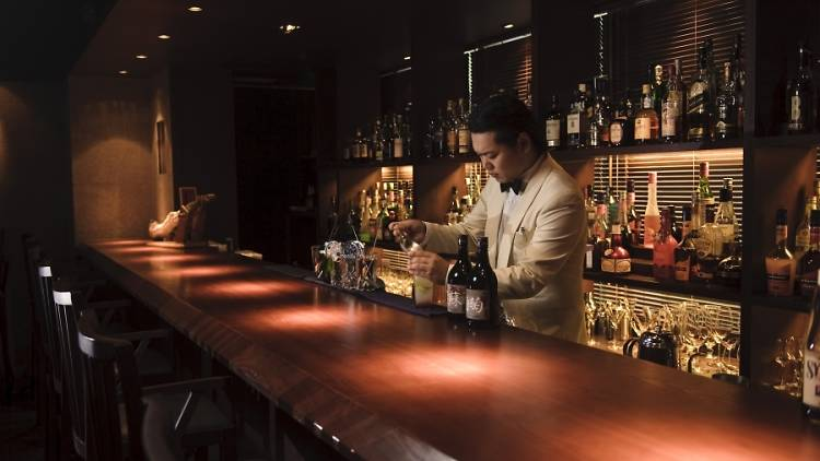 Bar Butler | Best Bars In Hong Kong 2018 | Food For Thought