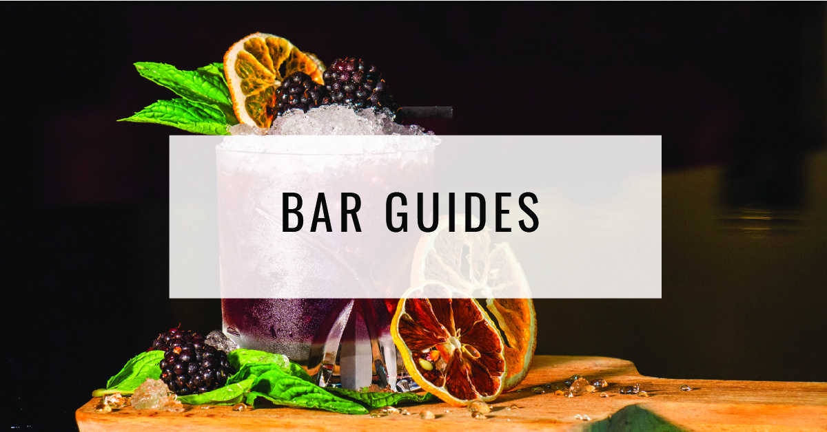 Bar Guides Title Card | Food For Thought