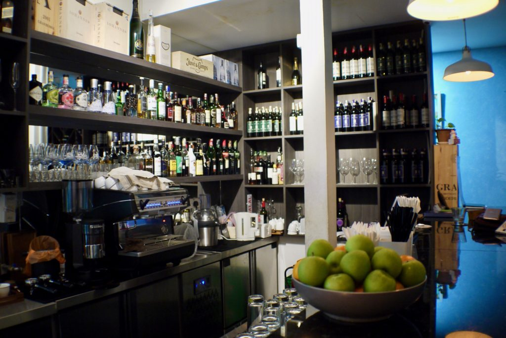 Bar | Sapore | Food For Thought