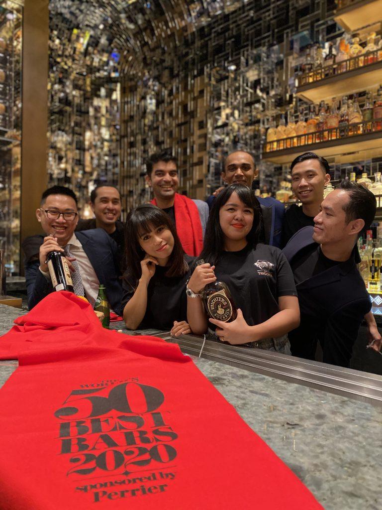 Bar Trigona, Kuala Lumpur, Malaysia | The Worlds 50 Best Bars 2020 | Food For Thought