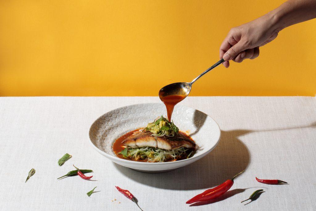 Barramundi | Mr. Chew's Chino Latino | Food For Thought