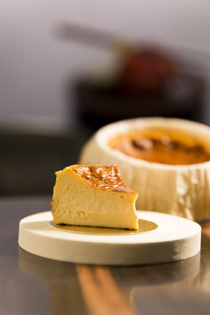Basque Cheese Cake | Waku Ghin | Epicurean Market 2019 | Marina Bay Sands | Food For Thought