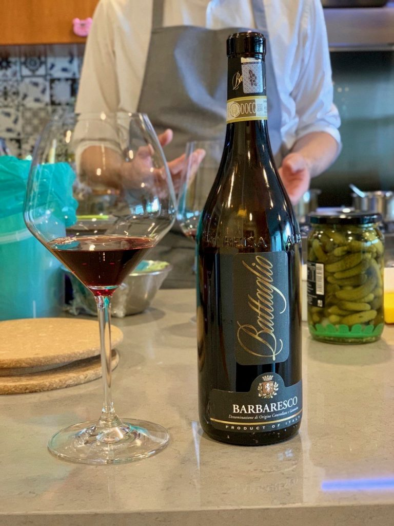 Battaglio Barbaresco | A Casual Lunch with Darren Chin | Food For Thought