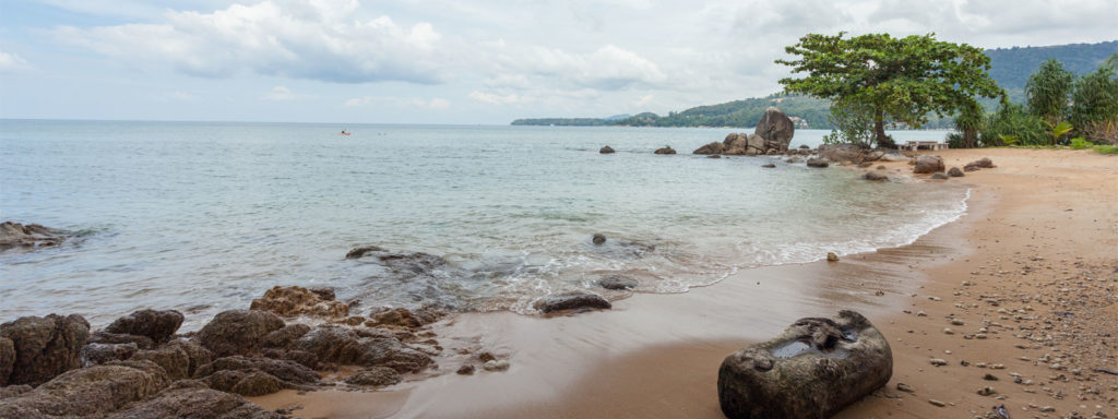 Beach View | Kamala Beach Estate Hotel | Food For Thought