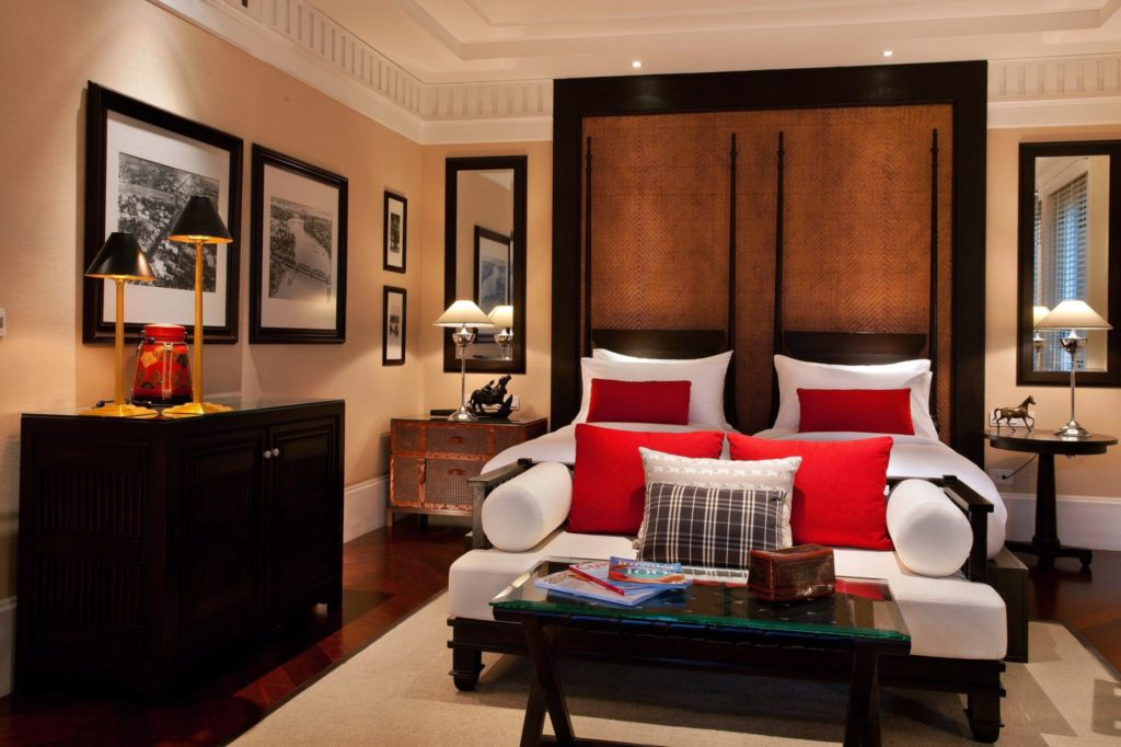 Bed | East Borneo Suite | 137 Pillars House | Food For Thought