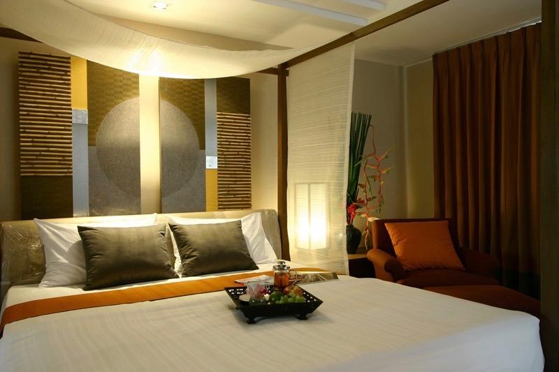 Bedroom | Wellness Suite | RarinJinda Wellness Spa Resort