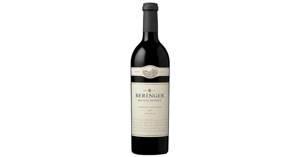 Beringer 2012 Private Reserve Cabernet Sauvignon   Treasury Wine Estates   Food For Thought