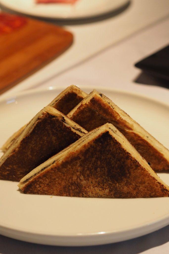 Bikini Sandwich | Leonardo's Dining Room & Wine Loft | Food For Thought