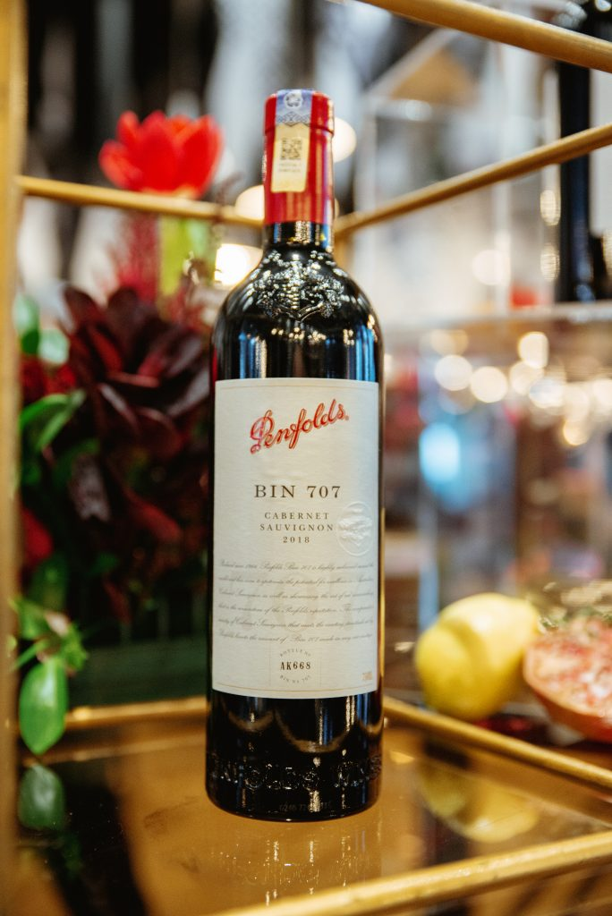 Bin 707 Cabernet Sauvignon 2018   Penfold 2020 Release   Food For Thought