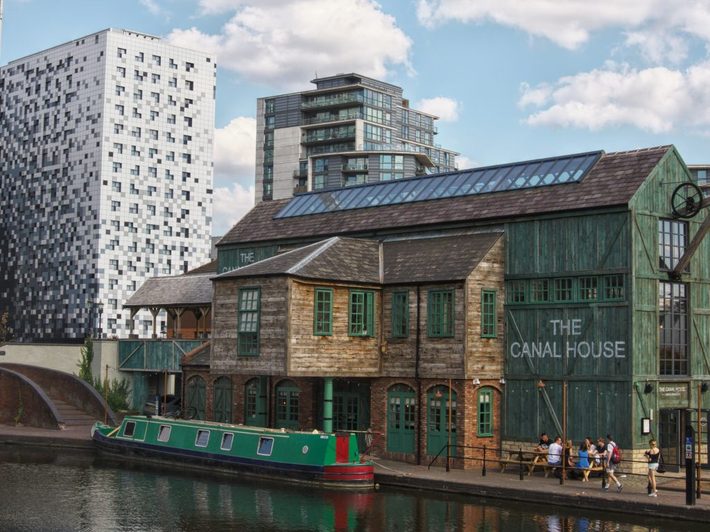 Birmingham | 5 Cities in Europe For An Exciting City Break | Food For Thought