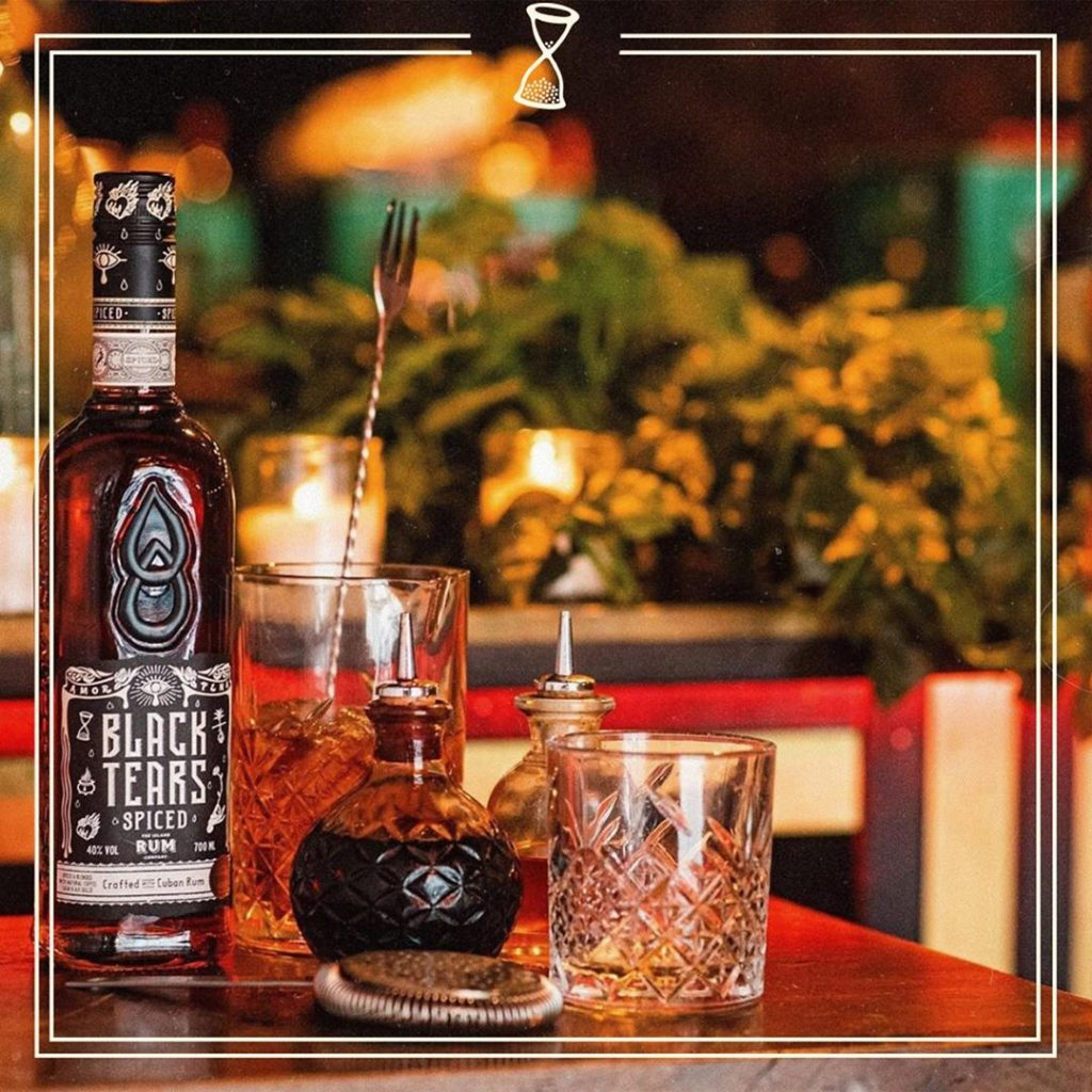 Black Tears Cocktail | Cuba's Only Spiced Rum - Din Hassan of Black Tears Cuban Spiced Rum | Food For Thought
