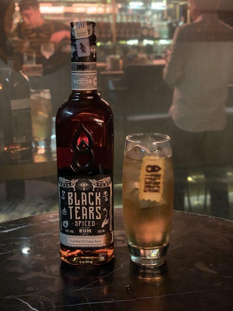 Black Tears Tonic | Cuba's Only Spiced Rum - Din Hassan of Black Tears Cuban Spiced Rum | Food For Thought