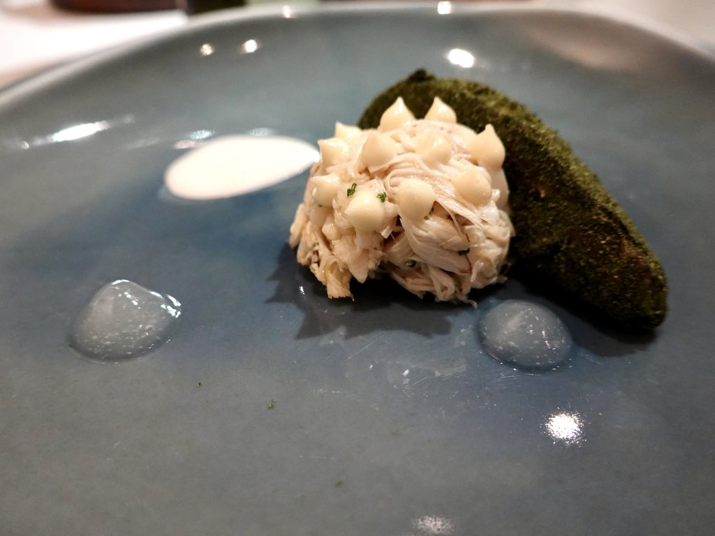 Blue Swimmer Crab | DC Restaurant x Kamoshibito Kuheiji | Food For Thought