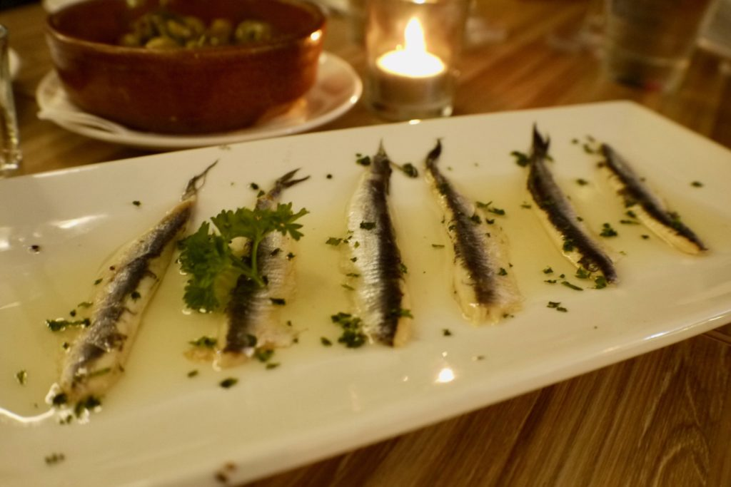 Boquerones | Sapore | Food For Thought