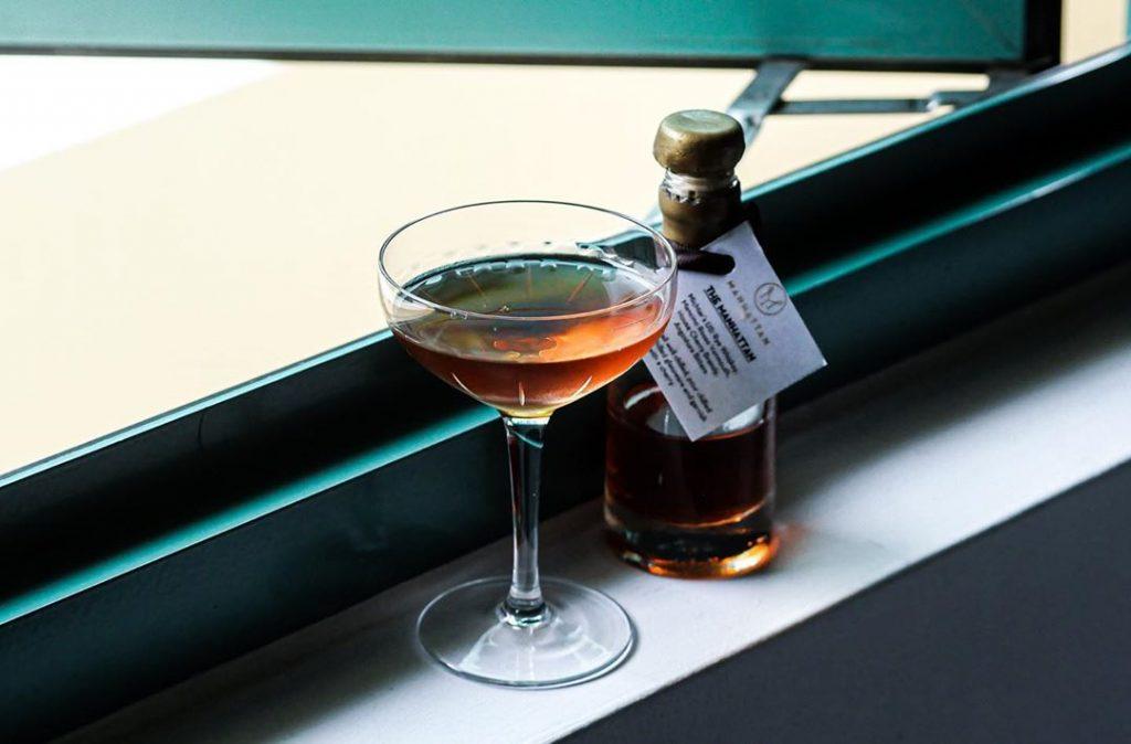 Bottled Manhattan | Manhattan | Michter's Art of Hospitality Award | Asia's 50 Best Bars 2020 | Food For Thought