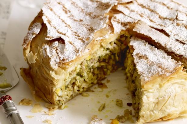 Bstilla | Food For Thought | Image courtesy of Taste.com.au