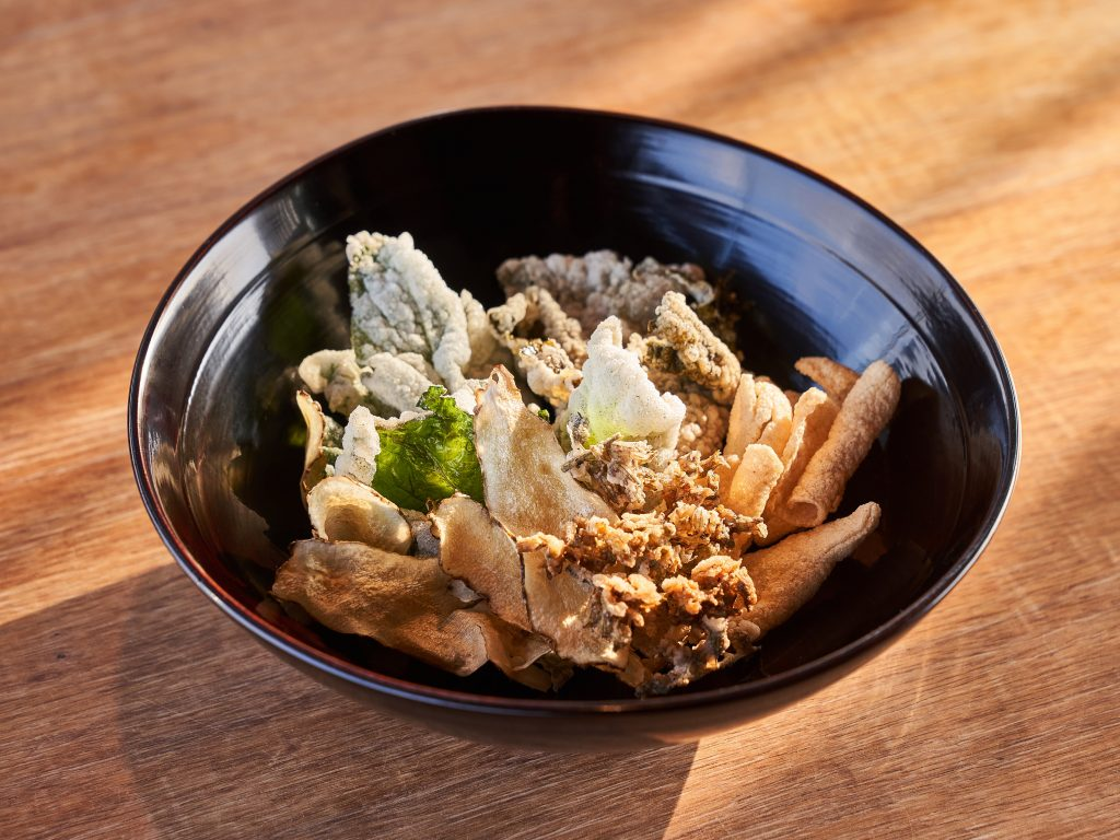 Bugak   Hansikgonggan   Food Dor Thought