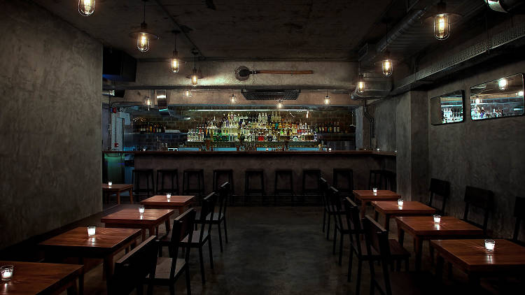 COA | Best Bars In Hong Kong 2018 | Food For Thought